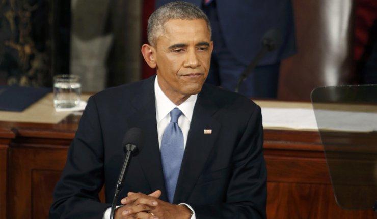 Foto: REUTERS/Larry Downing Leia mais: http://portuguese.ruvr.ru/news/2015_01_21/Obama-R-ssia-est-em-isolamento-e-sua-economia-est-em-frangalhos-4265/