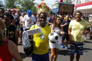 Pacotão faz último dia de desfile de 2015 em BrasíliaValter Campanato/Agencia Brasil