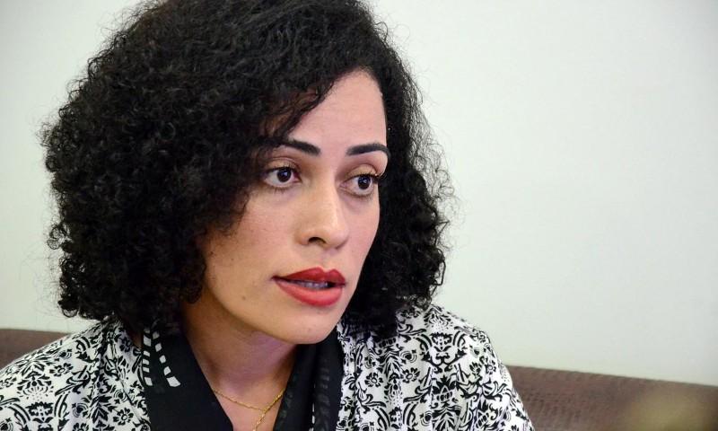 Foto 2 -  Gleyde Braga-Secretária da Defesa Social - - Fotos Carlos Mango