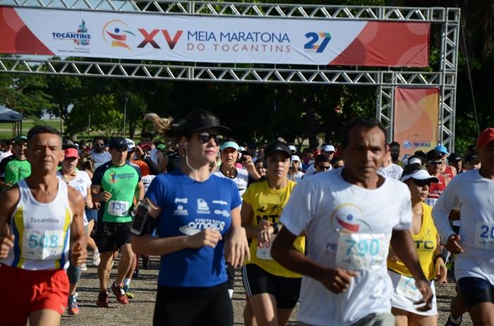 Tocantinense de Araguaína vence a XV Meia Maratona do Tocantins