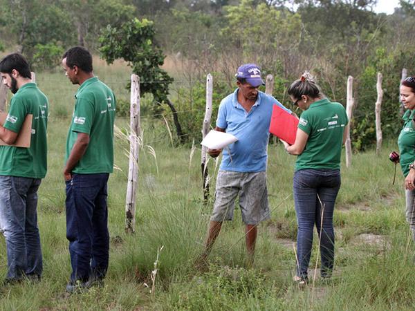 Meio Ambiente inicia mobilização para atendimento do Cadastro Ambiental Rural em Ponte Alta