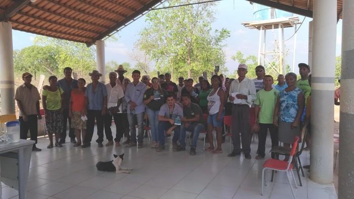 Semarh inicia Cadastro Ambiental Rural em Dianópolis