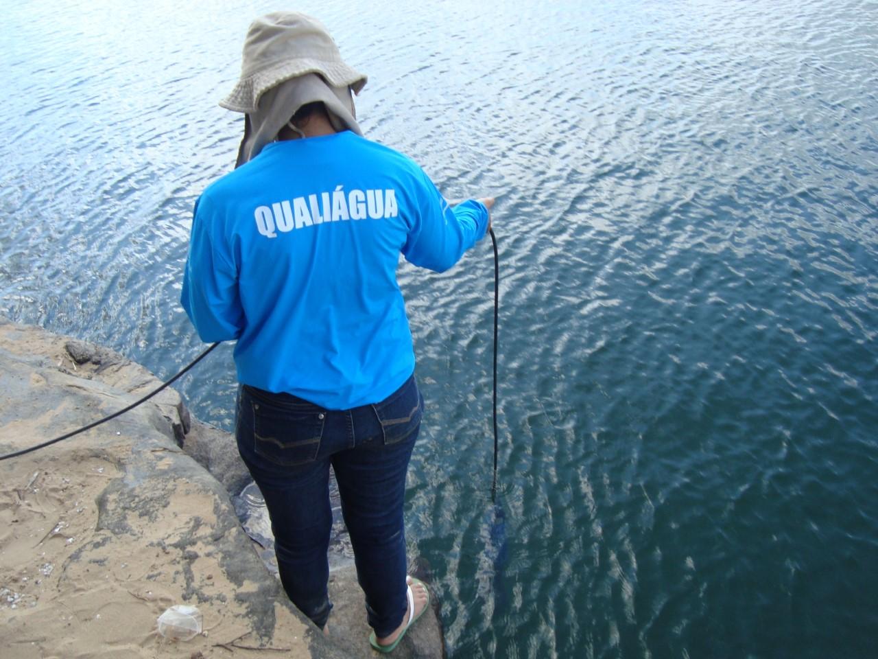 Primeira etapa do monitoramento de qualidade da água em 2017 é concluída no Tocantins