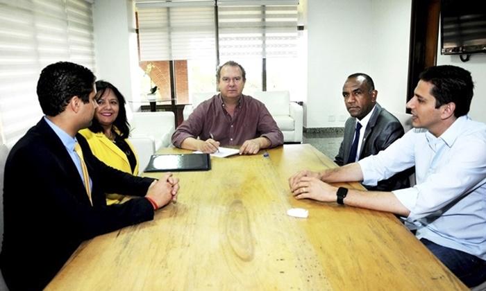 Alcivan Rodrigues assume Secretaria Extraordinária de Participação Social e Políticas de Governo