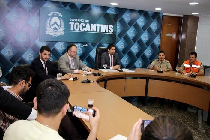 Governo destaca ações para garantir abastecimento no Estado