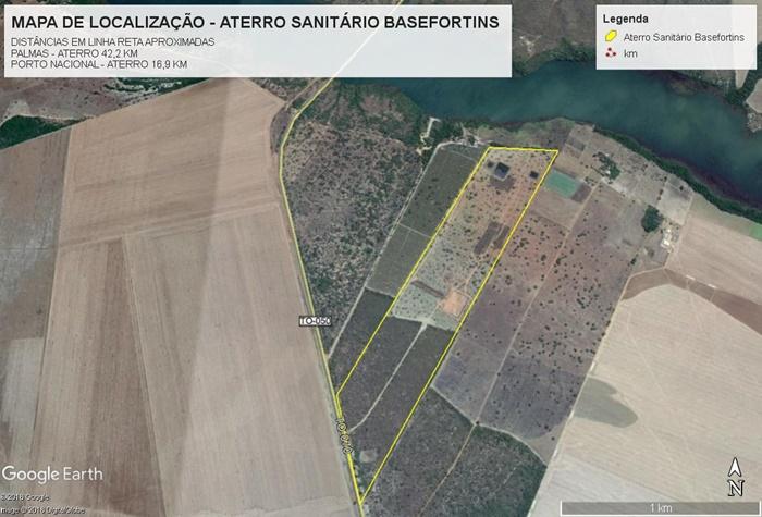 MPE instaura inquérito para averiguar regularidade do aterro sanitário de Porto Nacional