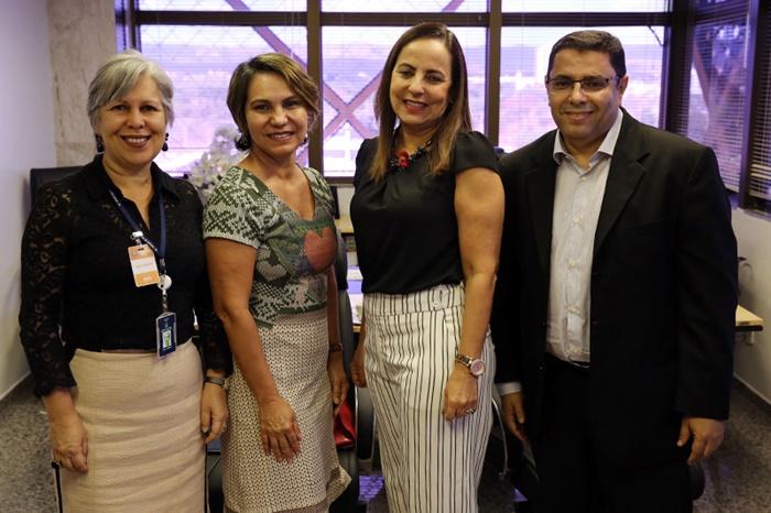 TJTO E MPE debatem criação de rede de ouvidorias no Tocantins