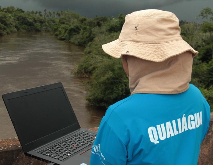 Bacia do Rio Formoso é monitorada pela equipe do Programa Qualiágua