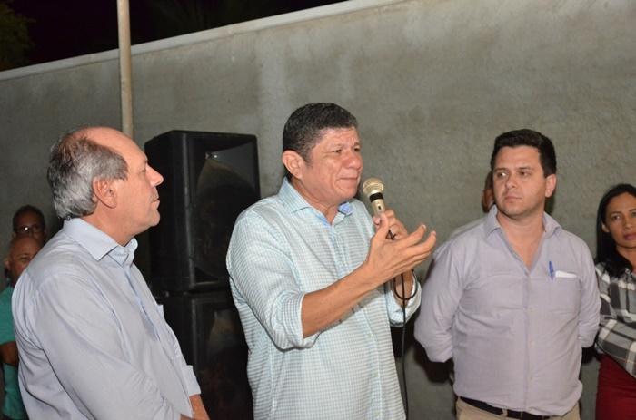 REUNIÃO POLÍTICA EM MIRACEMA CONFIRMA PARCERIA DE TIAGO DIMAS COM IVORY DE LIRA