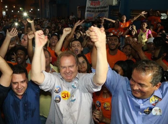 Carlesse destaca obras em Araguaína e reafirma parceria com Dimas pelo desenvolvimento da região