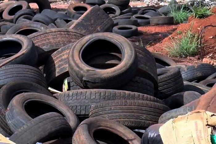 Empresa de pneus é condenada por crime ambiental