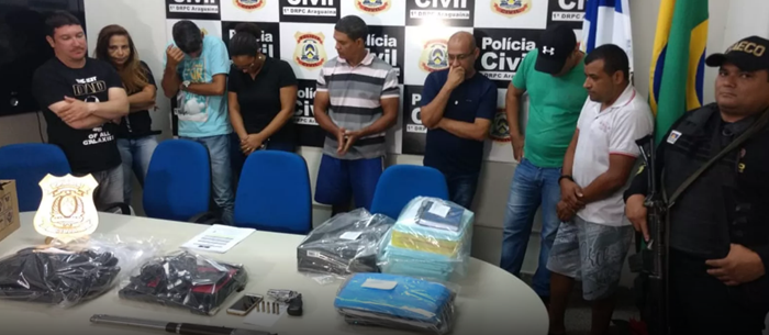 OPERAÇÃO DO GAECO REVELA ESQUEMA DE FRAUDES NA EMISSÃO DE CNHS EM ARAGUAÍNA