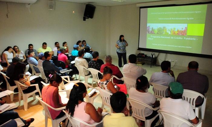 Tocantins debate retorno do Programa Nacional de Crédito Fundiário ao Estado
