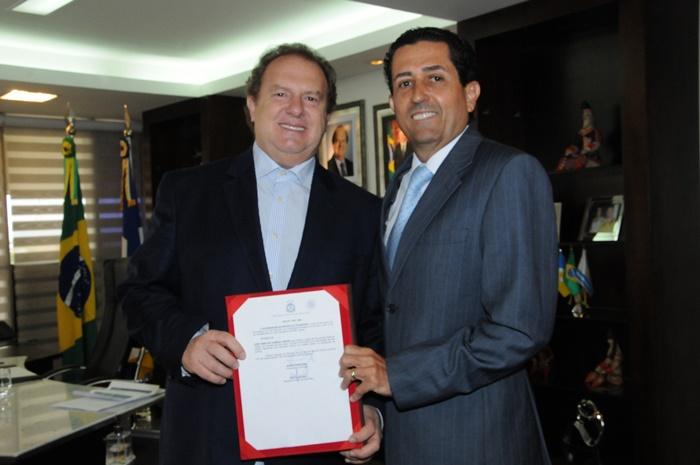 José Omar é reconduzido ao cargo de chefe do Ministério Público do Estado do Tocantins