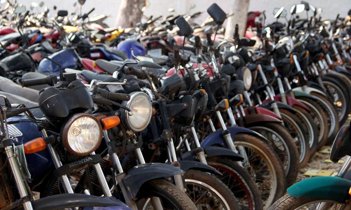 Agência de Trânsito leiloa mais 220 veículos no dia 7