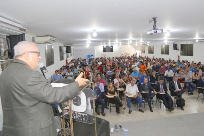 Grande público marca segundo encontro do programa Agenda Cidadã