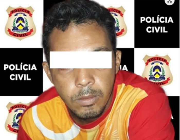 Polícia Civil prende homem suspeito de estuprar a própria enteada no extremo norte do Estado