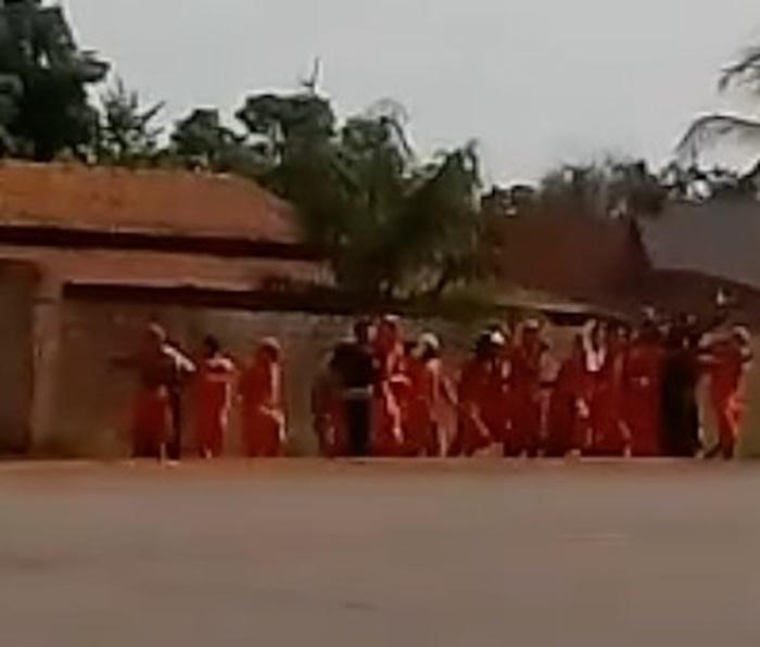 Presos que fugiram após rebelião morrem durante confronto com a polícia