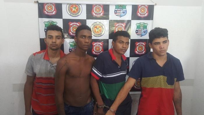Foragidos do presídio Barra da Grota são capturados no Maranhão