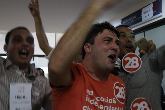 Com 36,58% dos votos, Gedeon Pitaluga é eleito presidente da OAB-TO