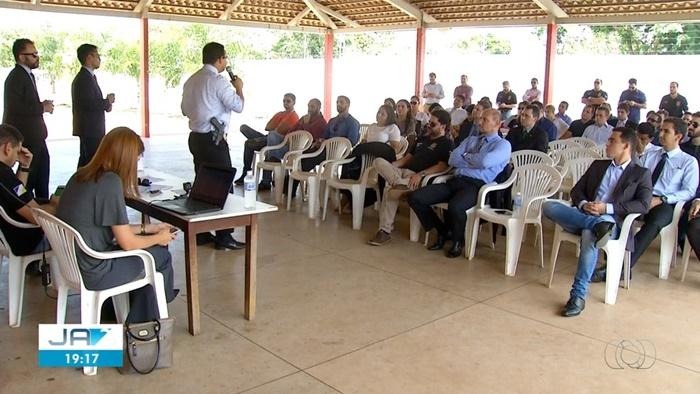 Delegados se reúnem para definir nomes que irão compor a Segurança Pública do Tocantins