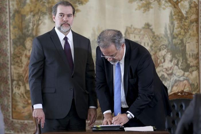 Jungmann e Toffoli anunciam sistema para unificar processos de presos
