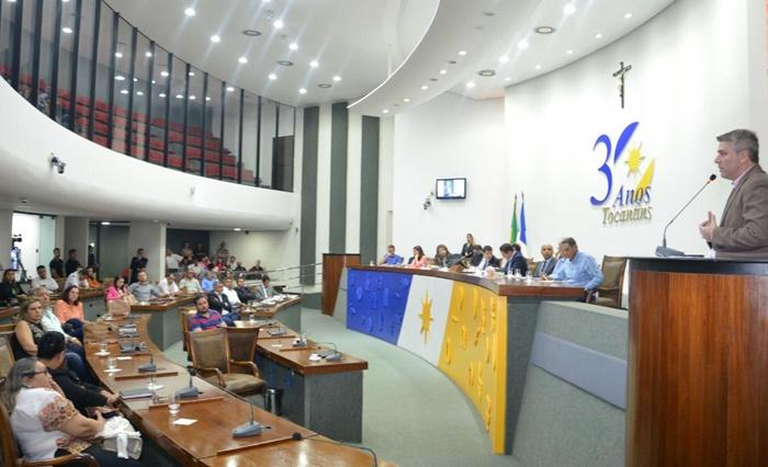 Audiência Pública discute alteração em projeto de lei sobre taxas cartorárias