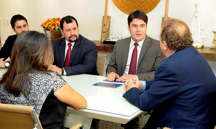 Governador Carlesse convida OAB para integrar debate permanente sobre temas relevantes ao Tocantins