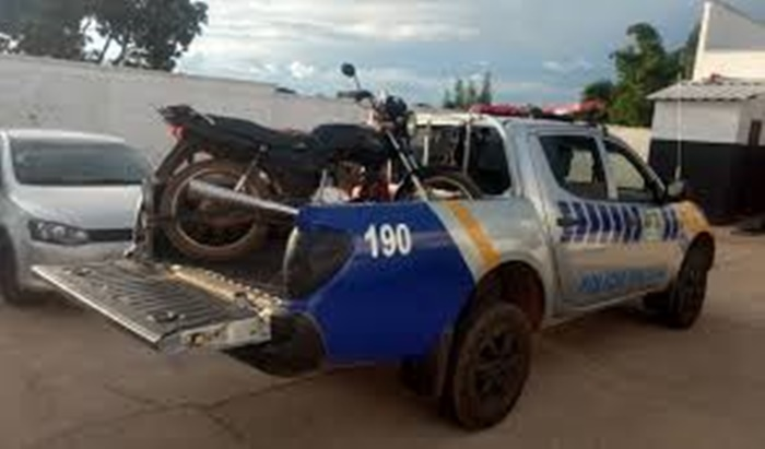 Somente neste final de semana, a Polícia Militar recupera 07 veículos furtados e roubados em todo Estado