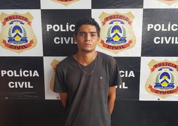Suspeito de tentar matar o próprio irmão duas vezes é preso em Araguaína