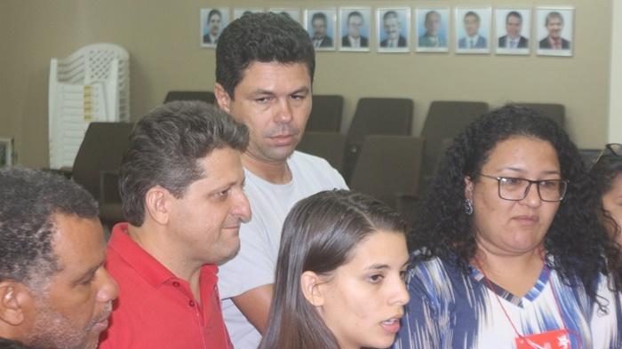 Edmundo é eleito novo presidente do PT de Araguaína