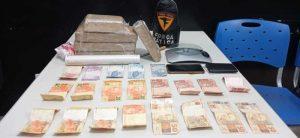 Traficante é preso e drogas apreendidas pela PM na região sul de Palmas