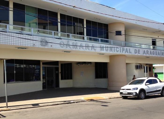 Câmara Municipal de Araguaína altera o horário das Sessões