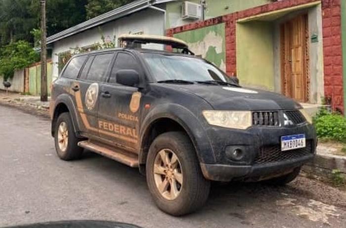 Polícia Federal cumpre mandados de busca em duas cidades durante operação para coibir crimes eleitorais