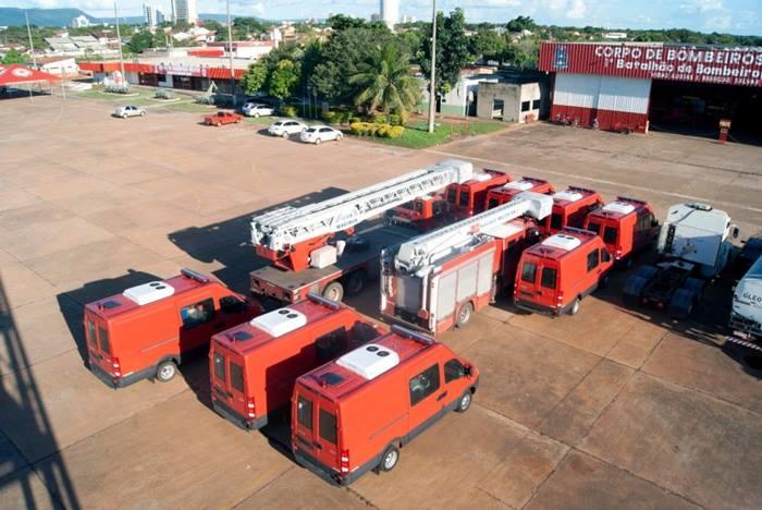 Corpo de Bombeiros contrata empresa para realizar concurso com 110 vagas para praças e oficiais
