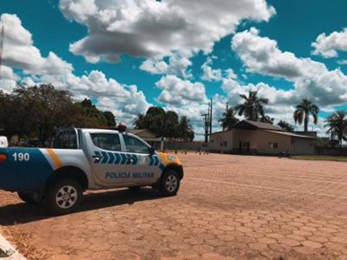 Homem suspeito de tentativa de homicídio é preso pela PM em Araguaína