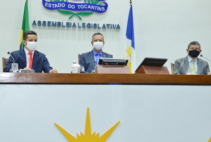 Solicitação de empréstimo de R$ 30 milhões do Governo é encaminhada à CCJ