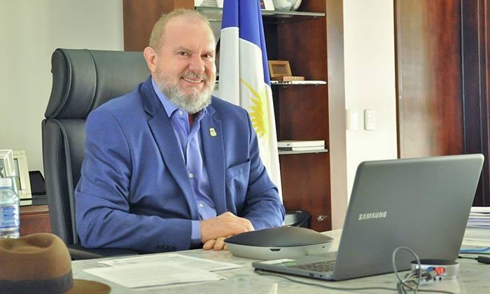 Governador Carlesse participa de última reunião do ano de 2020 do Consórcio Interestadual de Desenvolvimento Sustentável da Amazônia Legal