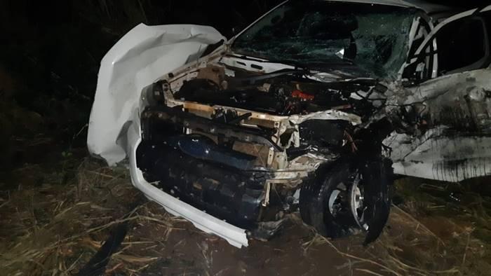 Coronel que foi comandante da PM morre após caminhonete dele ser atingida por motorista embriagada