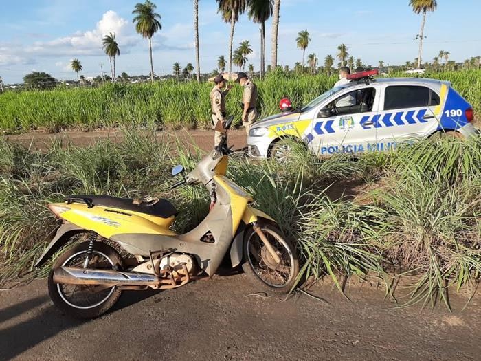 Suspeito é morto em confronto após PM flagrar dupla assaltando moradora em Araguaína