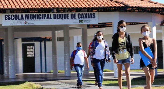 Termina nesta sexta-feira, 22, as matrículas na Rede Municipal de Ensino de Araguaína
