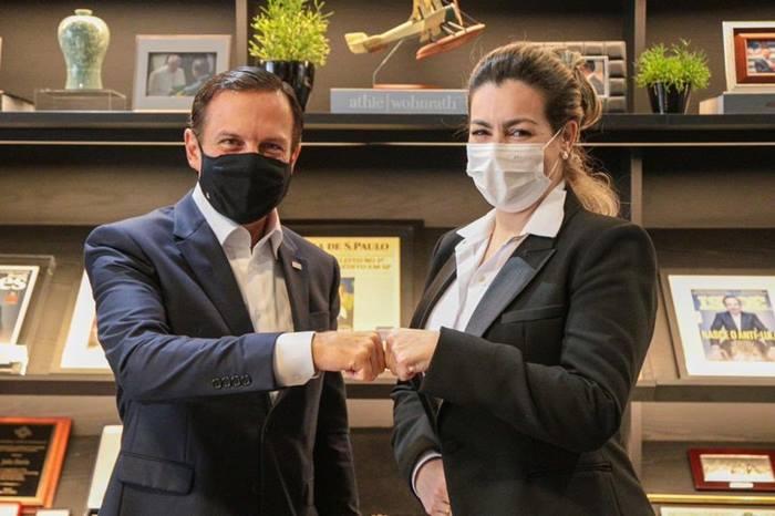 Cinthia Ribeiro anuncia 'compromisso' com o governo de São Paulo