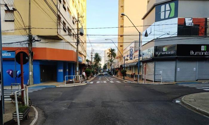 Araraquara entra em lockdown para frear disseminação de covid-19
