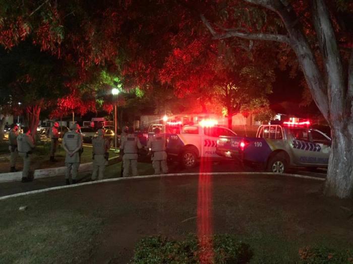 """Polícia Militar deflagra Operação """"Cidadão Seguro"""" em Araguatins e região do Bico do Papagaio"""