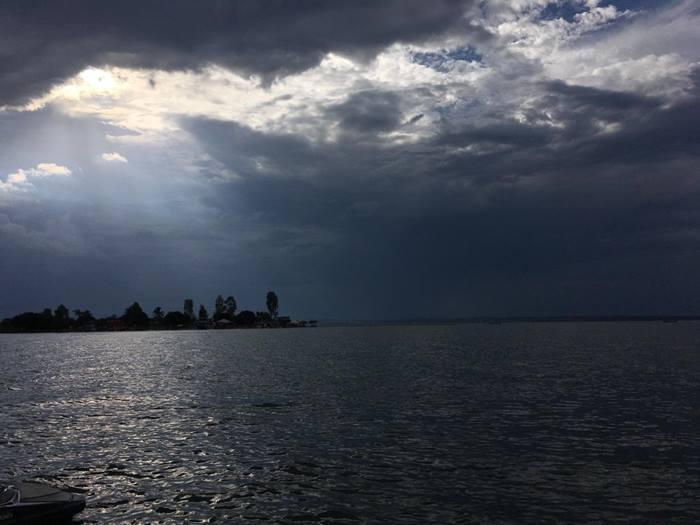 Defesa Civil Estadual alerta para chuvas fortes e dá dicas de segurança