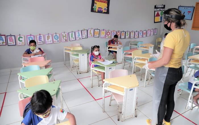 Educação estima que mais de 3 mil crianças não estão matriculadas em Araguaína