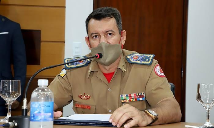 Governador Carlesse lança concurso com 115 vagas para o Corpo de Bombeiros; inscrições começam nesta terça-feira