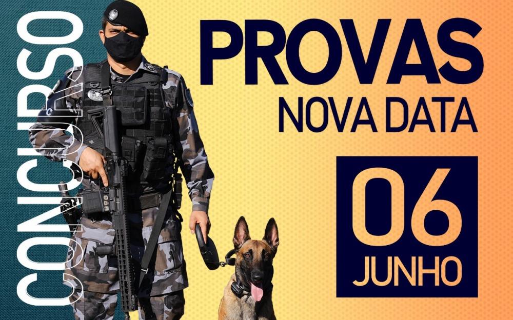 Concurso da PM do Tocantins tem provas adiadas novamente por agravamento da pandemia