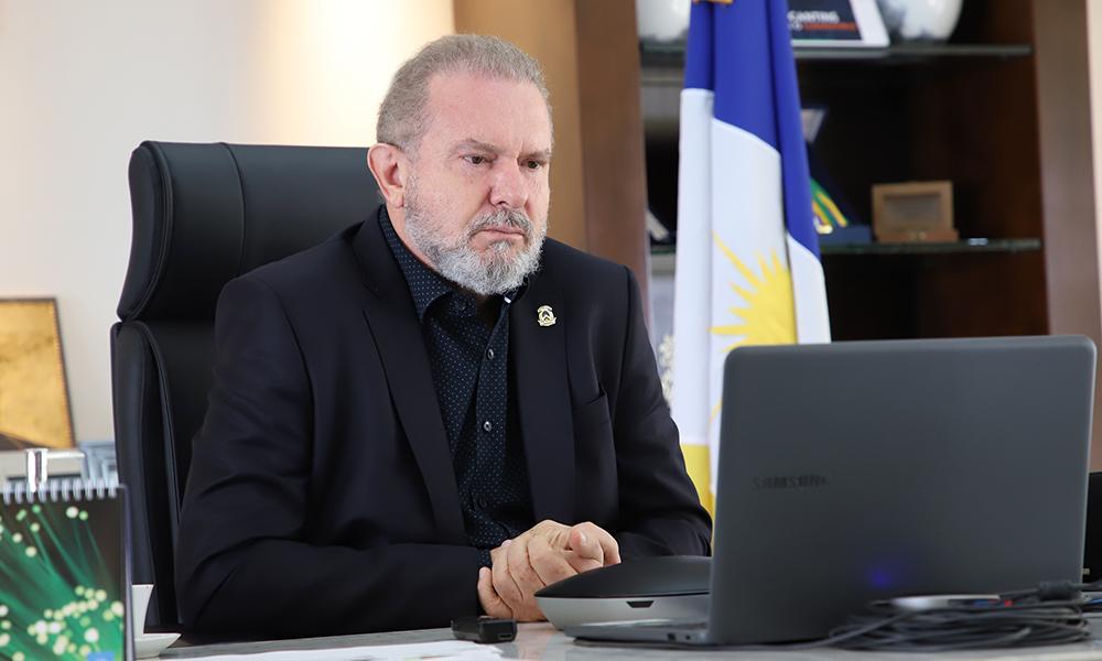 Governador Carlesse reforça interesse na aquisição de um milhão de doses de vacina contra a Covid-19