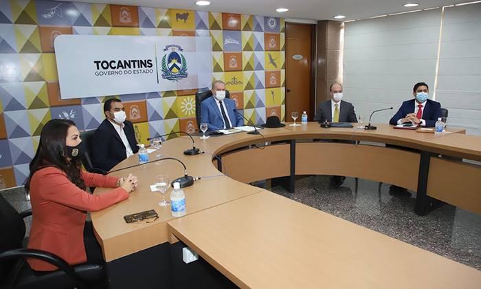 Governador Mauro Carlesse anuncia novo concurso da Segurança Pública e nomeia 46 aprovados da Polícia Civil